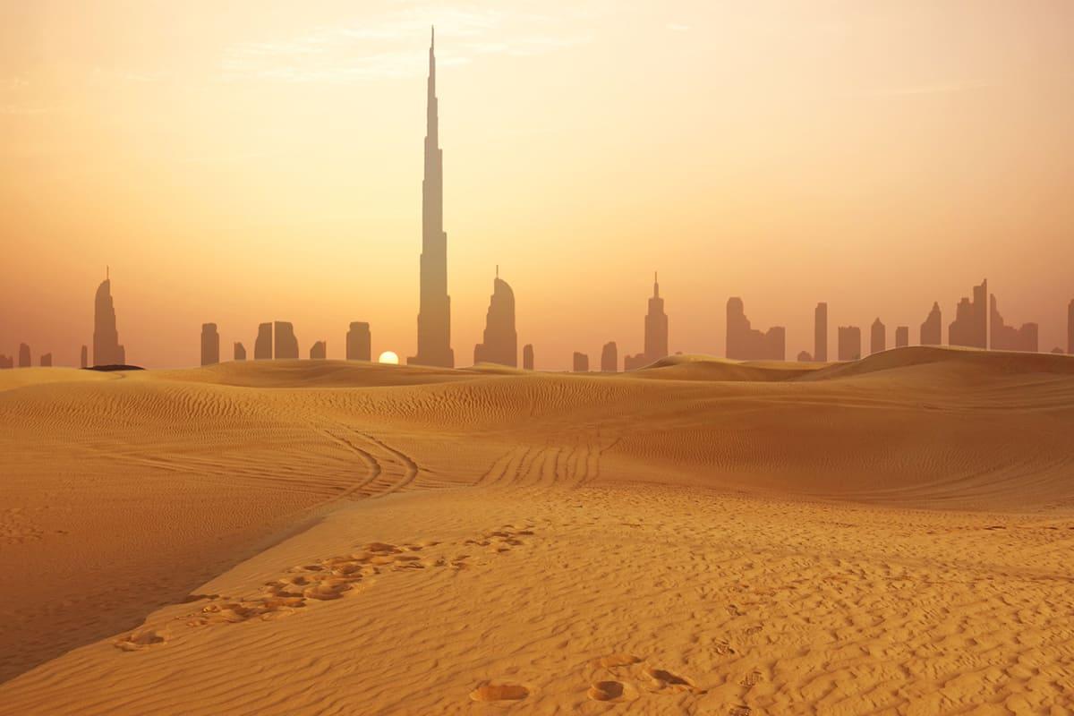 Birleşik Arap Emirlikleri 航空券