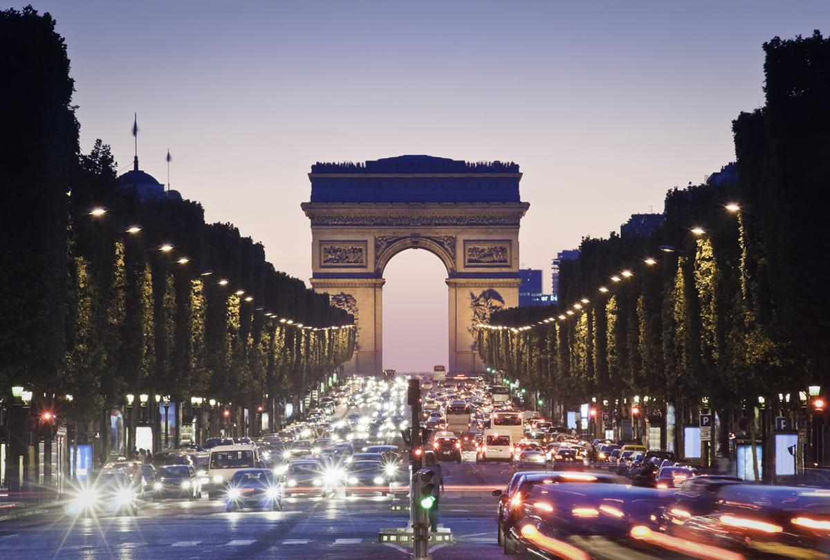 Fransa 航空券